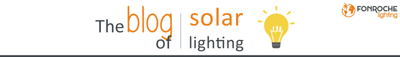 Solar steetlighting blog