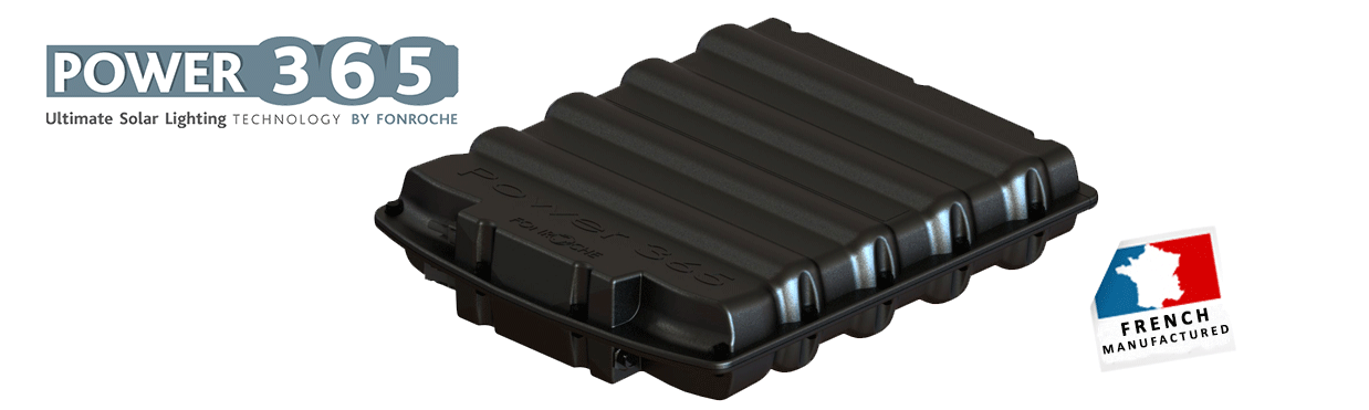 Fonroche Lighting's Power 365 battery