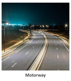 Motorway fonroche lighting