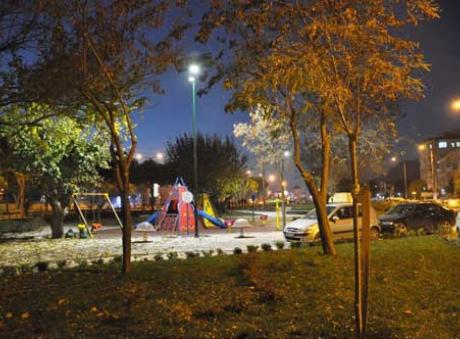 Fonroche lights a park in Turkey