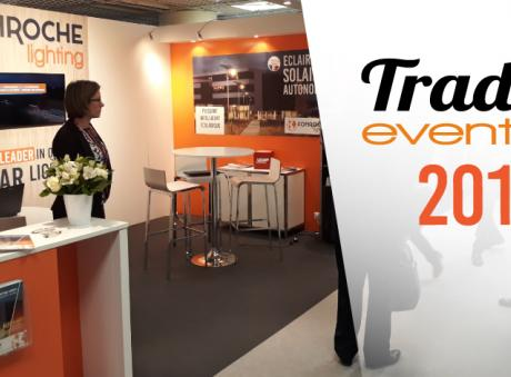 Trade events | Taking the solar lighting message to the world!