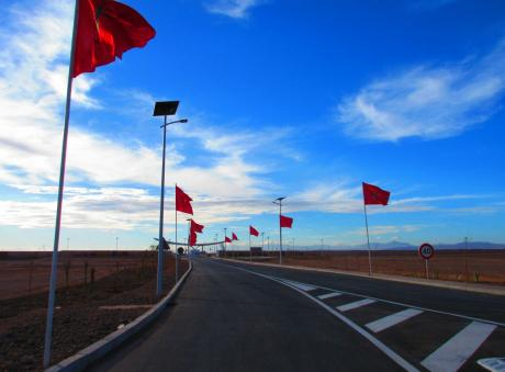 Fonroche Lights the World's Largest Solar Plant in Maroc