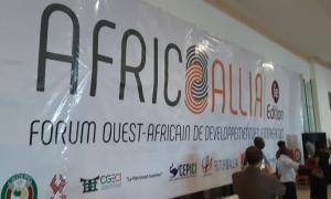 Solar lighting showcased at the Africallia forum in Abidjan