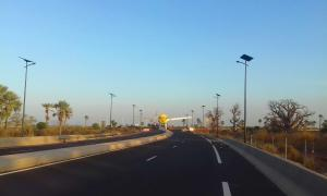 Senegal selects Fonroche Lighting to install solar streetlights along the road to the airport