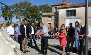 French Municipality Raissac d'Aude installed Fonroche Streetlights