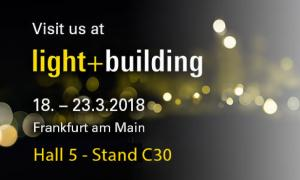 Fonroche Lighting exhibits at Light + Building 2018