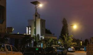 Remote monitoring for Benin's future solar lighting facilities