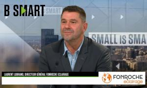 Fonroche Lighting's Managing Director on BSMART TV