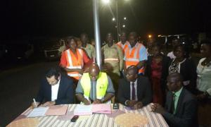 Burkina Faso goes solar with fonroche lighting