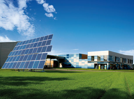 Fonroche Photovoltaic Industry Seeks New Solar Energy Markets